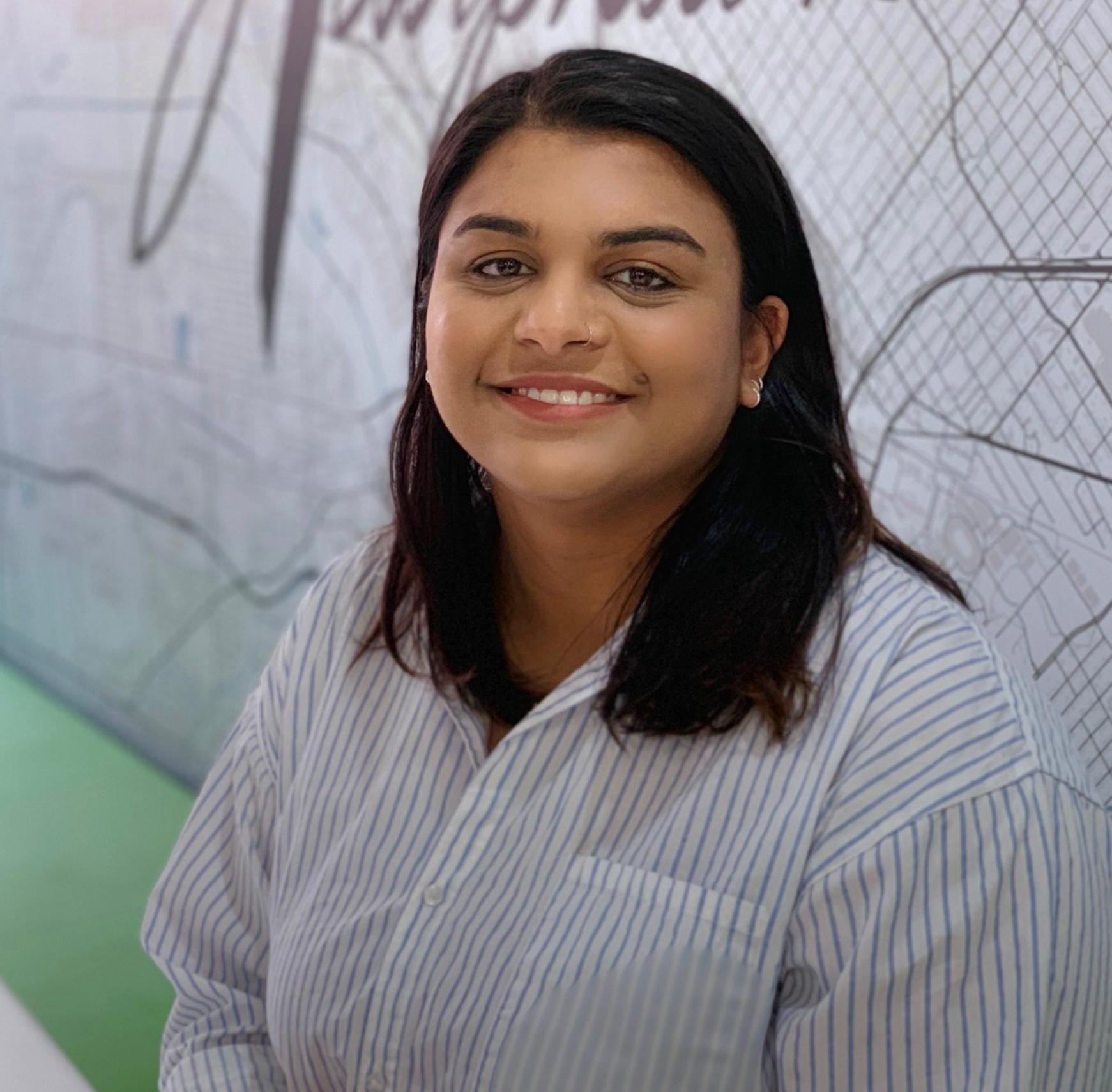 Ashni Pabley, PR Professional & Growth Strategist